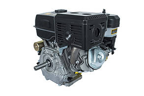 Двигун бензиновий Кентавр ДВЗ-390БЕ (13 к. с., шпонка, вал 25мм, електростарт), фото 3