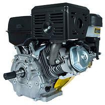 Двигатель бензиновый Кентавр ДВЗ-420Б (15 л.с., шпонка, вал 25мм), фото 2