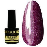 Oxxi № 090 темный розовый с очень мелкими блестками 8 ml
