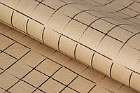 100*70 см Бумага упаковочная 80 г/м² Клетка крафт двухсторонняя