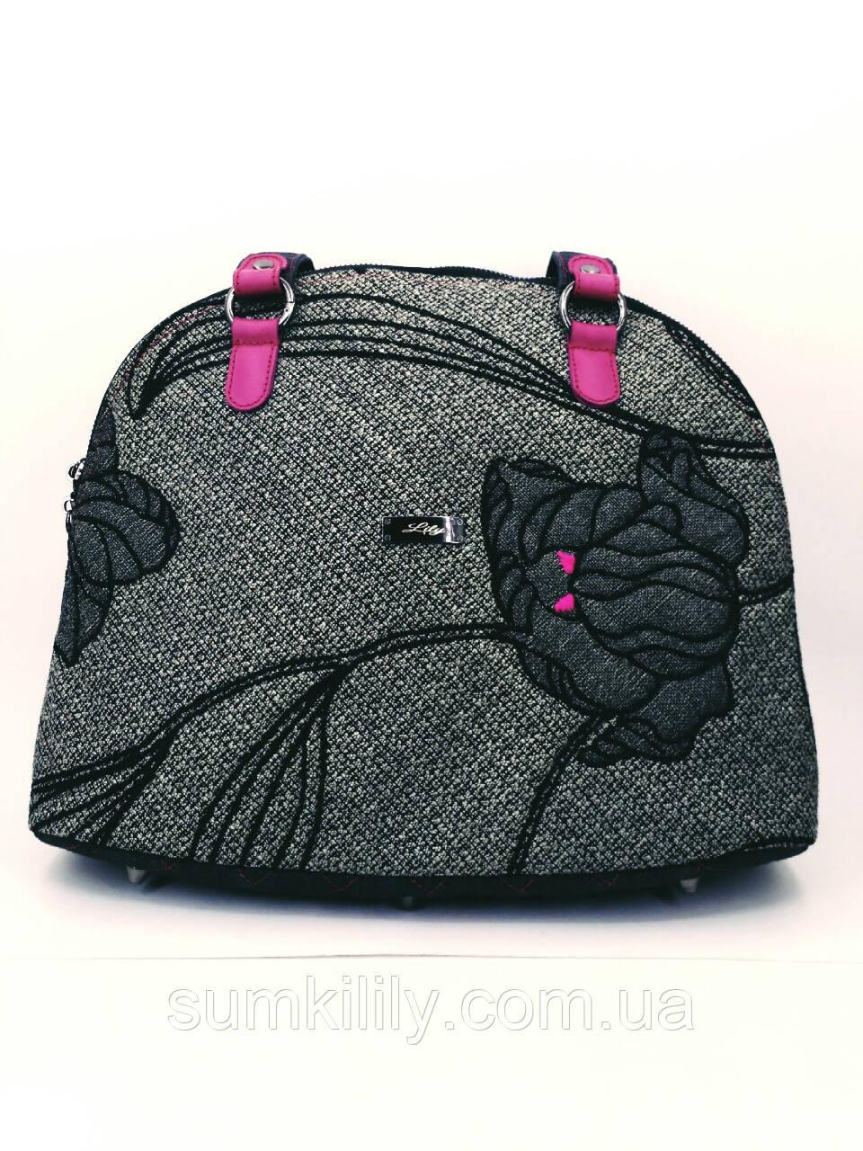 Женская сумка Розочка