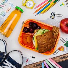 Все для обеда и перекуса в школе