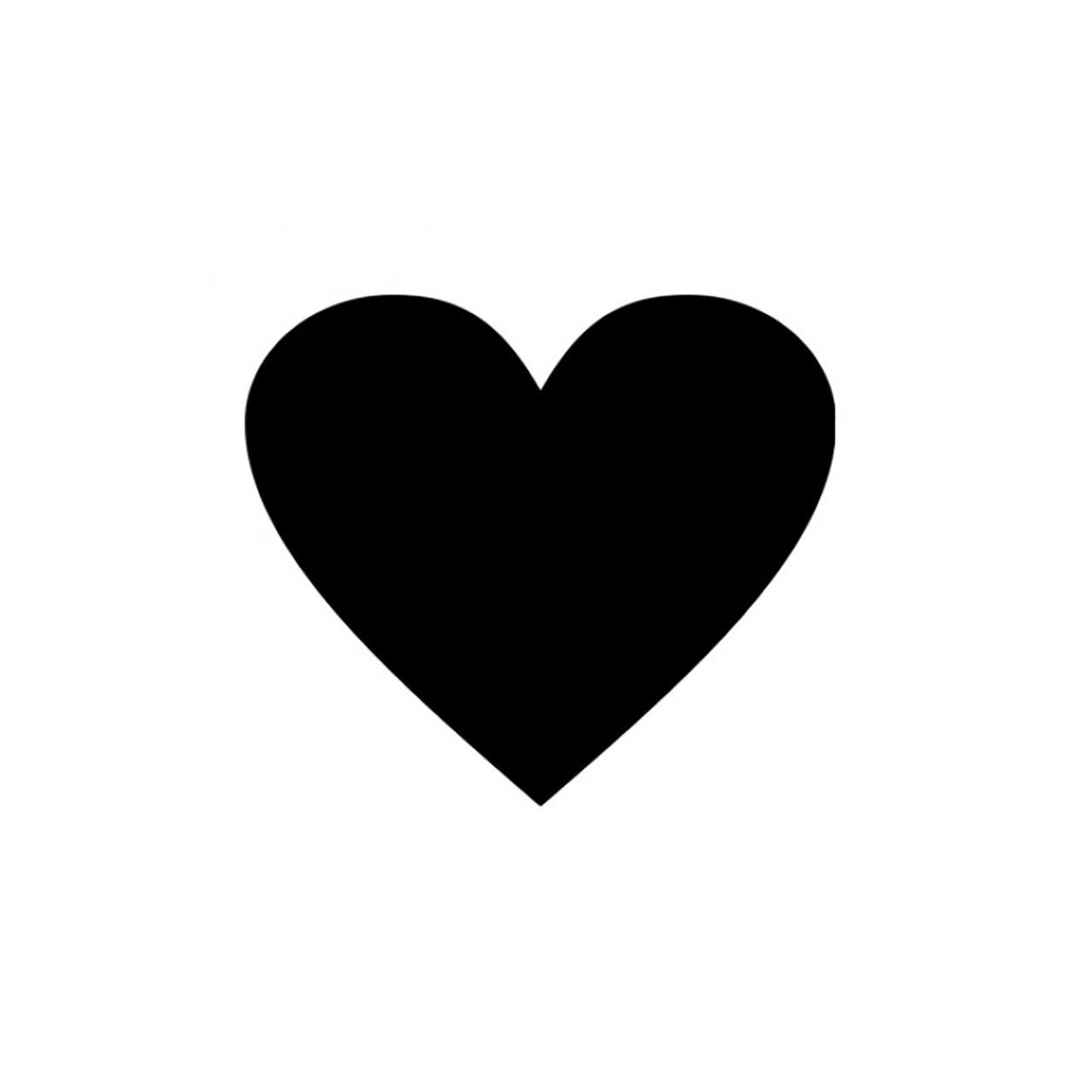 """Доска меловая """"Сердце"""""""