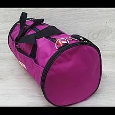 Дорожная спортивная сумка 45*23 см четыре отдела, фото 3