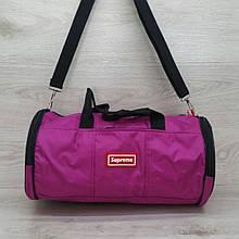 Дорожная спортивная сумка 45*23 см четыре отдела