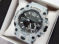 Новинка 2019! Крутейшие спортивные часы Casio G-Shock с прозрачным корпусом и ремешком - черный циферблат, фото 1