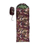 Спальный мешок одеяло с капюшоном Outdoor  250р/М2