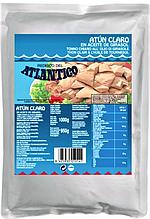 Тунец в подсолнечном масле Redisco del Atlantico 1000 г