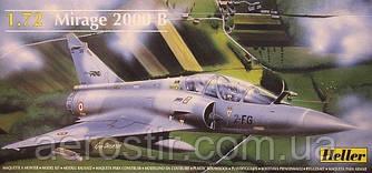 Mirage 2000 B 1/72 Heller 80322