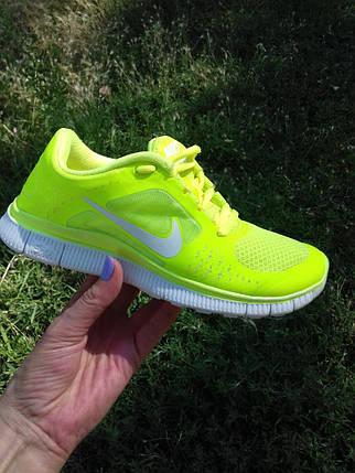 Женские кроссовки   Nike Free Run 3. 0 , фото 2