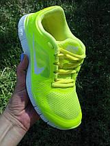 Женские кроссовки   Nike Free Run 3. 0 , фото 3