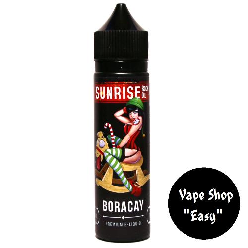 Sunrise Boracay 60 ml Премиум жидкость для электронных сигарет.