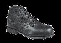 Ботинки юфтевые с металлическим носком