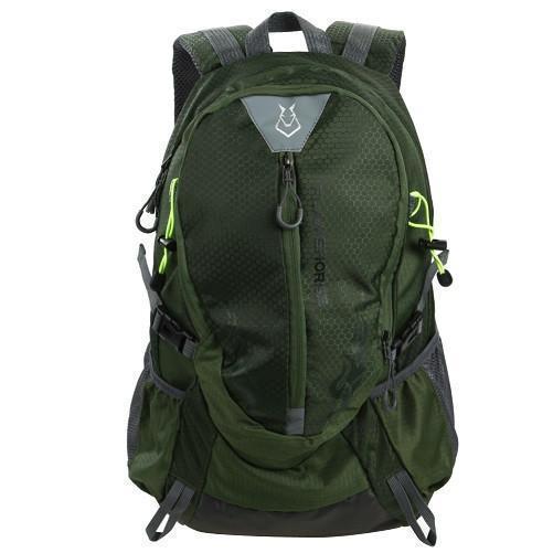 Городской спортивный рюкзак FLAME HORSE велорюкзак, зеленый