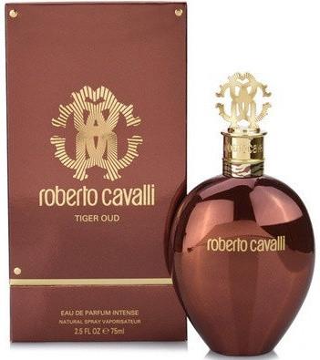 Парфюмированная вода Roberto Cavalli Tiger Oud  (унисекс) (КОРИЧНЕВАЯ УПАКОВКА) 75 мл