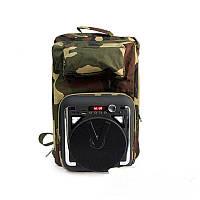 Рюкзак Туристичний оutdoor Backpack Speaker