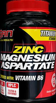 Zinc Magnesium Aspartate (90 caps) SAN