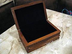 Шкатулка сувенирная в резьбе, фото 2