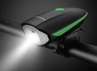 Велосипедная фара RockBros RB-7588 USB