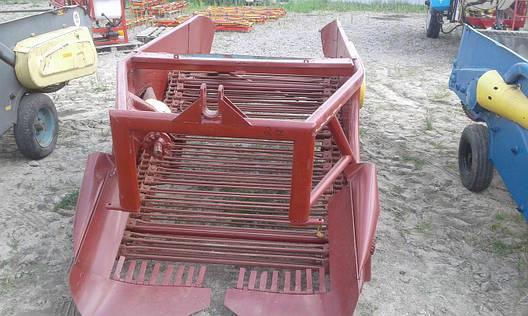 Картоплекопачка навесная 2х рядна польська Z609 Agromet, фото 2