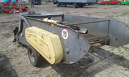 Картоплекопачка навесная 2х рядна польська Z609 Agromet, фото 3