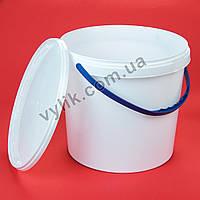Ведро для меда с крышкой, 10 литров, фото 1