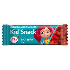 Энергетический батончик Kid'Snack Барбарис, 30 грамм