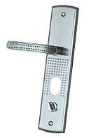 Дверная ручка для китайской двери, с подсветкой (эконом)