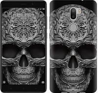 Чехол EndorPhone на Xiaomi Mi 5s Plus Skull-ornament 4101c-396, КОД: 739240