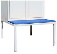 Лавка для одежної шафи СГ модель 5, розміри 370х600х800мм, фото 1