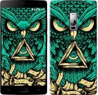 Чехол EndorPhone на OnePlus 2 Сова Арт-тату 3971u-386, КОД: 928591