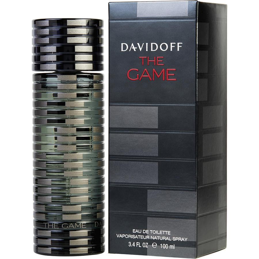 Мужская парфюмированая вода The Game Davidoff (100 мл)