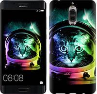 Чехол EndorPhone для Huawei Mate 9 Pro Кот-астронавт 4154u-819, КОД: 936274