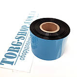 Риббон WAX/RESIN Красящая лента для печати на полипропиленовой этикетке, полуглянцевой, фото 5