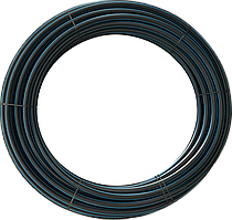 Труба ПЭ пищевая 20х2мм бухта 200м ПЭ100 SDR11 16 атм