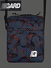 Сумка через плечо Gard MINI REFLECTIVE 3 | фиолетовый камуфляж с точками 3/19, фото 2