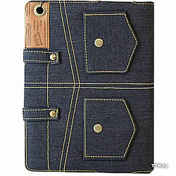 Футляр для планшета Acropolis ПЛ-6/9 джинс