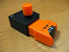 Кнопка шлифмашины с регулировкой, фото 3