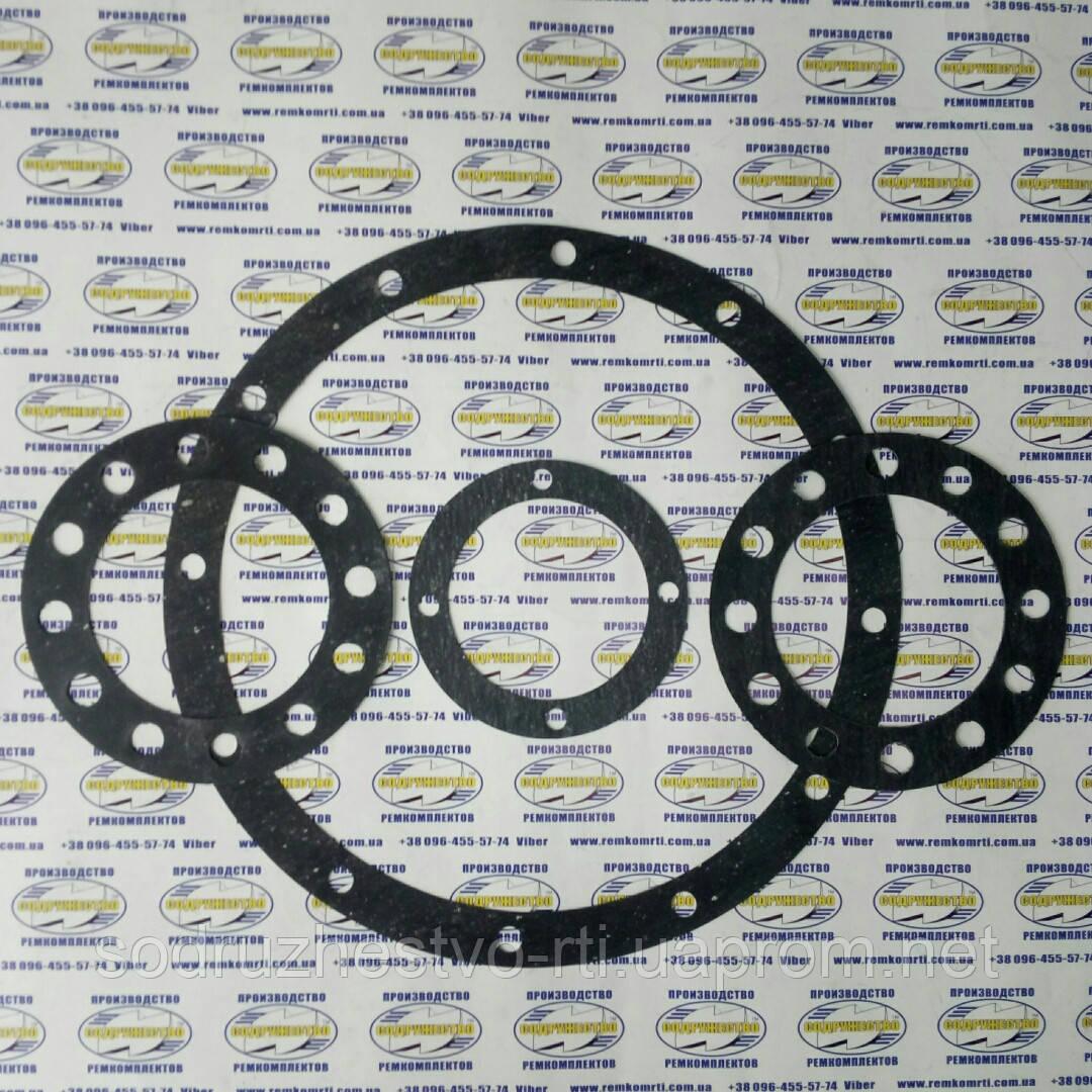 Набор прокладок для ремонта заднего моста автомобиль ЗИЛ-130 (прокладки паронит)