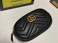 Сумка на пояс Gucci GG Marmont 9А (Гуччи) арт. 04-15
