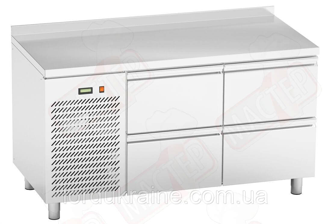 Холодильный стол Orest RTS-4/6 1500х600