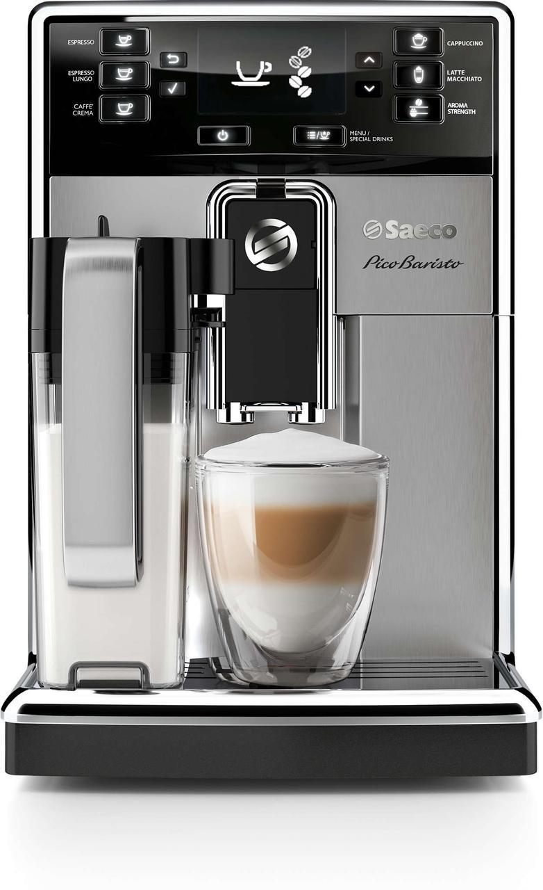 Кофемашина автоматическая Saeco PicoBaristo (HD8927/09) Вітрина
