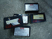 Аккумуляторы 12Вт 9Ач нерабочие из Бесперебойников, фото 1