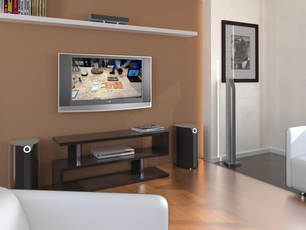 Тумба ТВ под телевизор Неман TV-line 07