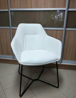 Кресло LAREDO (610*620*880) bl белый, фото 2