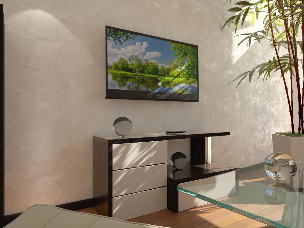 Тумба ТВ под телевизор Неман TV-line 12