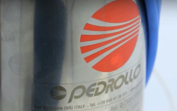 двигатель Pedrollo 4SR8/17-PD