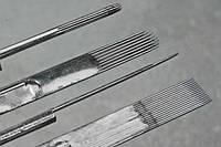 Иглы и наконечники для татуажа