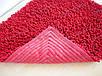 Коврик для ванной хлопковый, 50*60см. цвет красный. Набор для ванной комнаты цена, фото 9