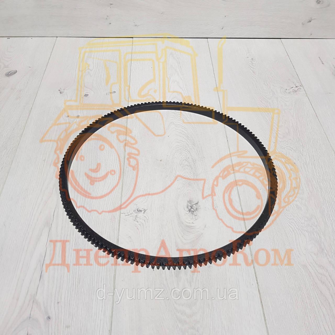Венец маховика под ПД  ЮМЗ Д-65 | 132 зуба | Д03-012